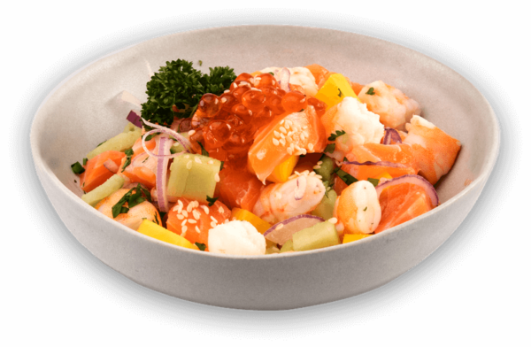 Ceviches Oriental