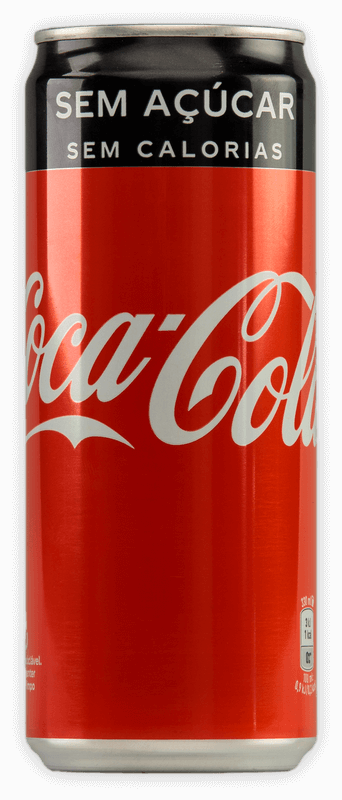 Coca-Cola s/ calorias