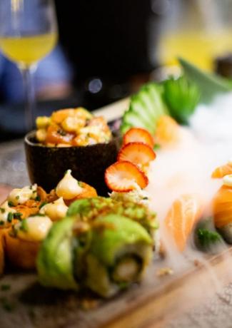 Sushi Fusão